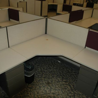 6x6 A02 Brand Used Desks
