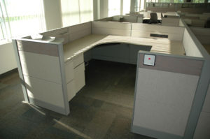 Expanding your business?  Buy pre-owned office furniture.