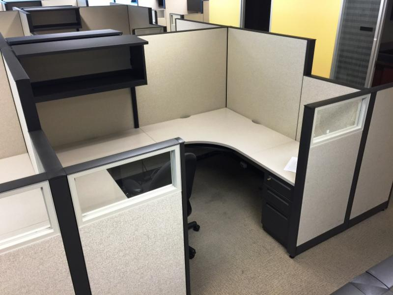 6x8 Cubicle Used Office Furniture