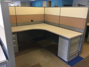 Herman Miller Canvas Cubicles 1